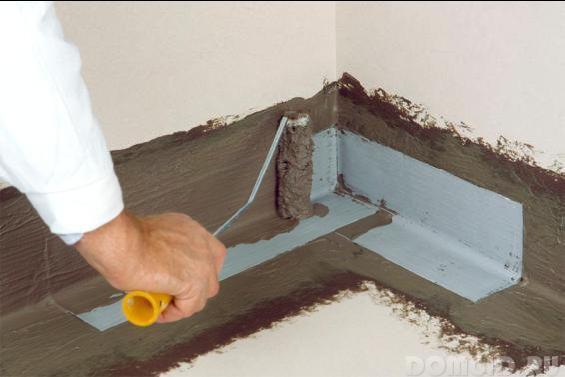 De vloer in de badkamer. Hoe een badkamer waterdicht te maken