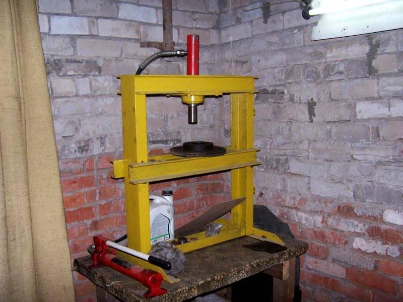 Garage Inrichting Gebruikt : Garagepers thuis kenmerken van de constructie van zelfgemaakte