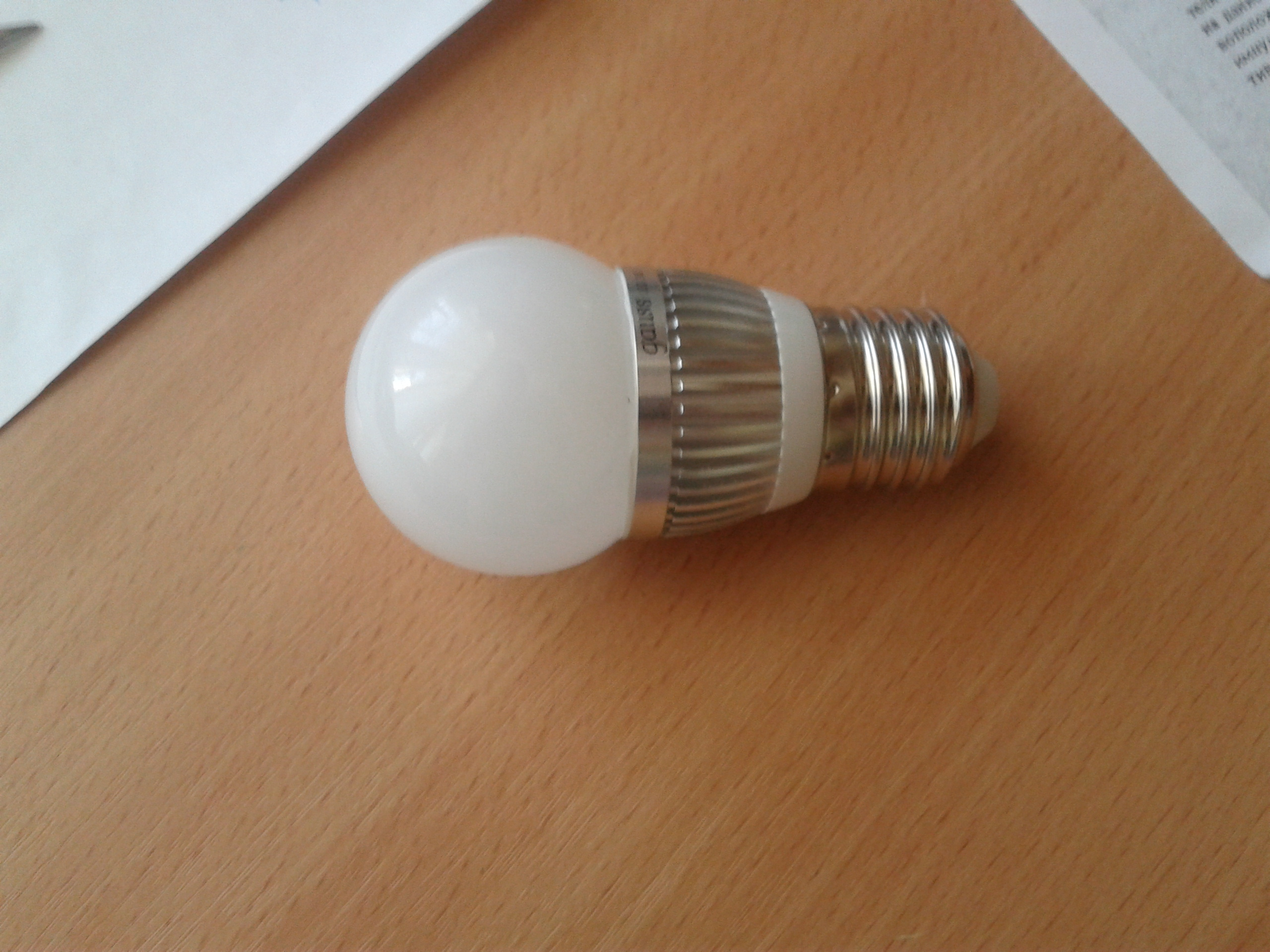 LED lampe sa E14 utičnicom: karakteristike, primena. Lampa E14 LED: glavne karakteristike 84