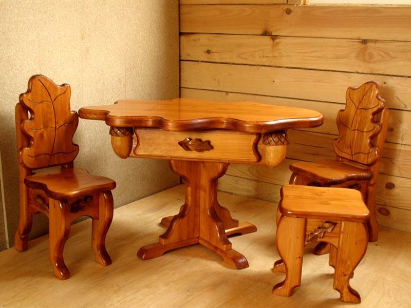 Столярная мебель своими руками 36